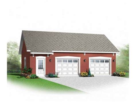 1 car garage plans garage plans build a one car two