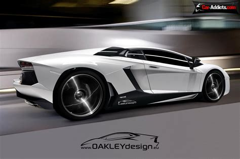 Car Types Lamborghini by Tuning Lamborghini Aventador By Oakley Design