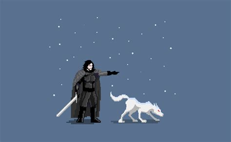 animated wallpaper game of thrones it8bit game of thrones animated pixel art created