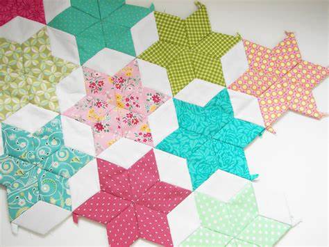 Quilt Pattern Six Pointed Star | best photos of 6 point star pattern 6 point star