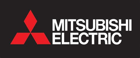 mitsubishi electric and logo mitsubishi electric logo