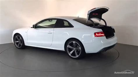 Audi A5 In White by Fe13fsf Audi A5 Tdi S Line Black Edition White 2013 Derby
