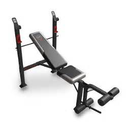cap barbell standard bench gym equipment weight bench fm