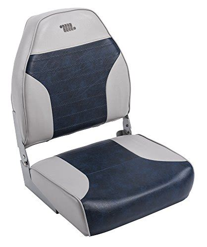 wise high back boat seat with logo wise 8wd588pls 660 mid back fishing boat seat with logo