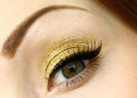 Eyeshadow Golden 10 amazing blue eye makeup tips makeup