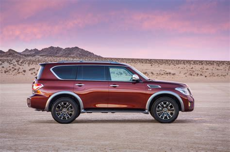 2017 nissan armada 2017 nissan armada reviews and rating motor trend