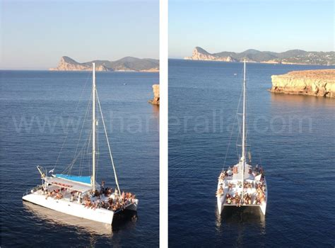catamaran party pin people ibiza yachting facebook on pinterest