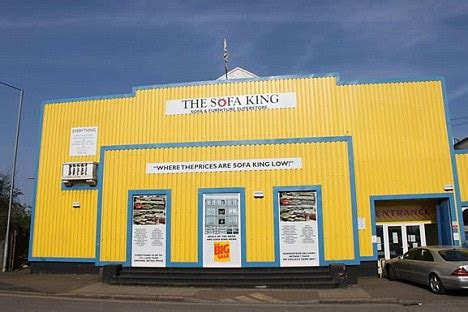 Sofa King Advert Sofa King Advert Banned 8 Years After Sparking Complaints Daily Mail
