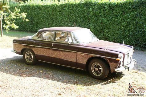 3 Litre V8 by Rover 3 5 Litre V8 P5b Coupe 1972