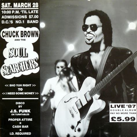 chuck brown and the soul searchers soul searchers 90 vinyl records cds found on cdandlp