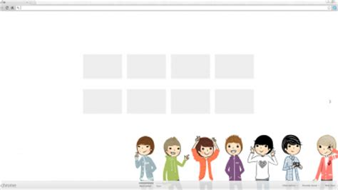 google chrome themes kpop snsd kpop chrome themes themebeta