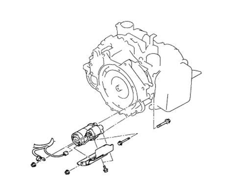 Kia Sedona Starter Replacement Kia Sedona O2 Sensor Location Get Free Image About