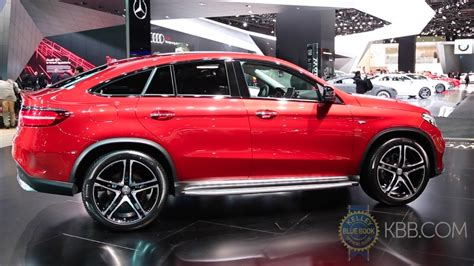 mercedes benz gle class coupe  detroit auto