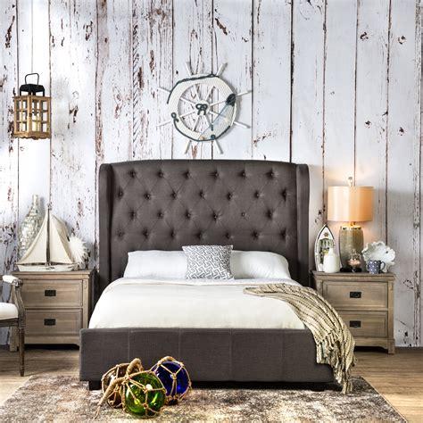 hokku designs bed hokku designs florenza upholstered platform bed reviews