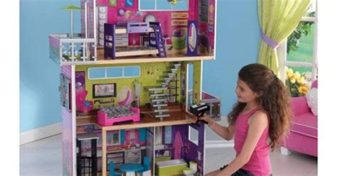 barbie doll house costco barbie doll house want this for tessa from costco kids pinterest mansions kid