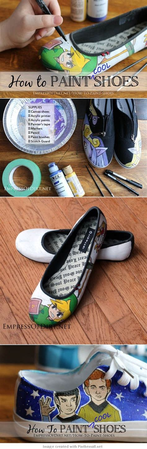 how to paint shoes painted shoes picmia
