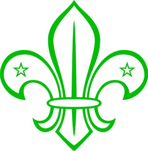 Scout Logo Outline by Boy Scouts