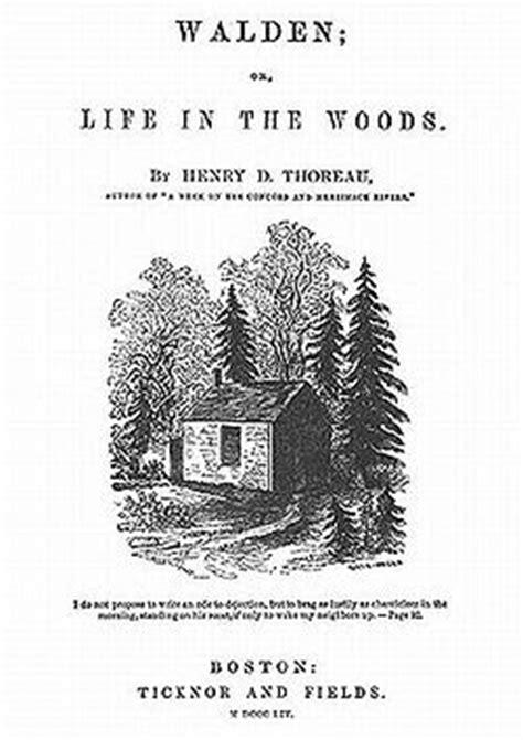 walden classic book literature walden