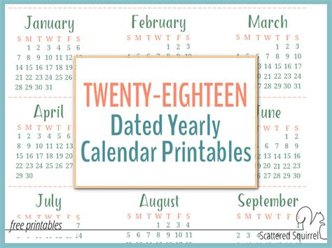 2018 my 2018 planner large weekly dated books 2018 dated yearly calendar printables are here