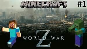 World War Z Map by Minecraft World War Z Map Zombie Apocalypse D 233 Couverte