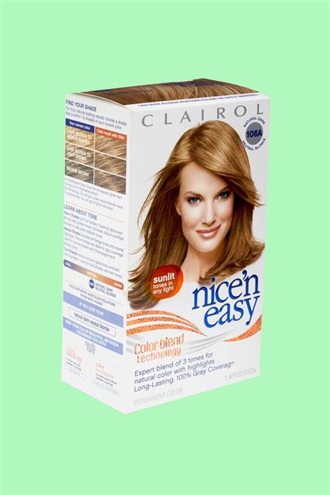 best boxed hair color for blonde hair best at home hair color top box hair dye brands