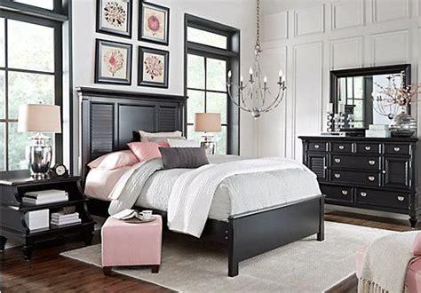 belmar black 5 pc king bedroom 1 188 00 find