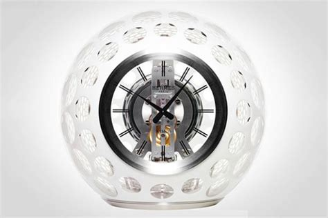 futuristic clock the classy 39 000 herm 232 s atmos clock is touted as retro