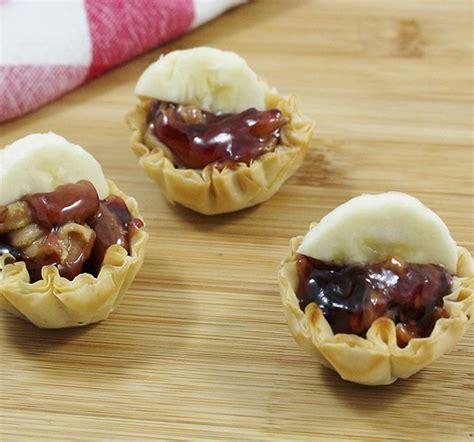 kid friendly cold appetizers pbj banana mini shell these appetizers for