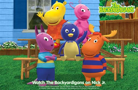Backyardigans Nick Jr The Best Wallpaper The Backyardigans