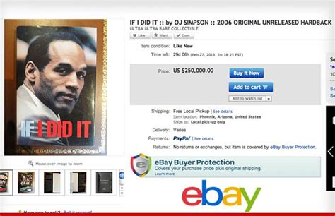 Oj Denies Book Confession 2 by O J Book Ultra Copy Of If I Did It On