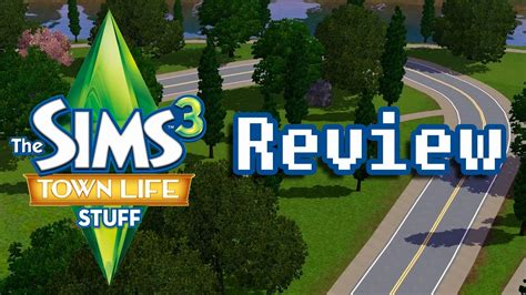 the sims 3 town life stuff pack free game download free lgr the sims 3 town life stuff pack review youtube