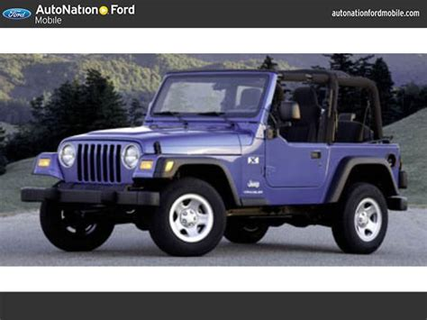 Jeep Dealer Mobile Al Used Jeep Wrangler For Sale Mobile Al Cargurus