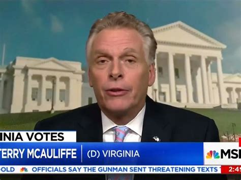 The Other Clinton Hosts Mcauliffe Book by Va Gov Mcauliffe On Donna Brazile Revelations Nobody