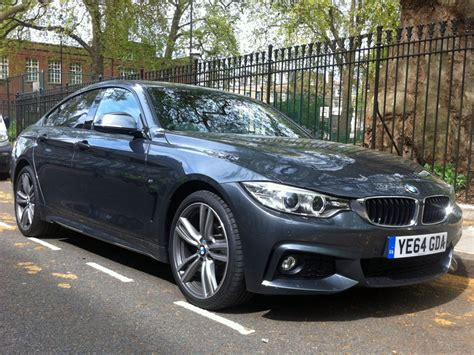 our business cars bmw 420i xdrive m sport gran coupe auto
