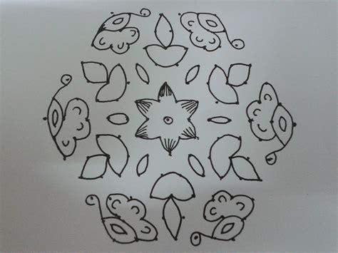 dot kolangal pattern simple kolam designs without dots google search kolam