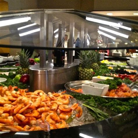 brunch buffet table picture of 14k restaurant lounge