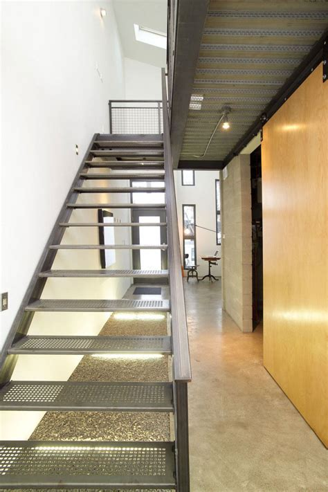Narrow Staircase Design Narrow Modern Infill Tiny House Idesignarch Interior Design Architecture Interior