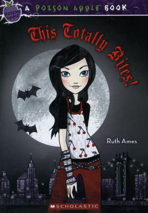 totally bites  ruth ames fictiondb