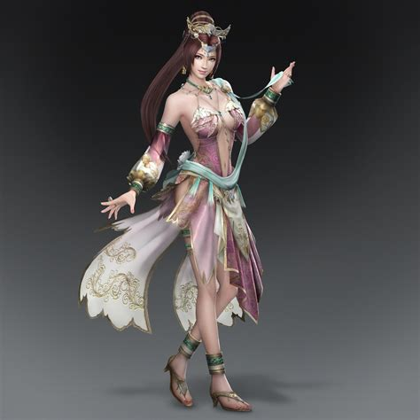 Dynasty Warriors 8 by Dynasty Warriors 8 New Characters Unveiled