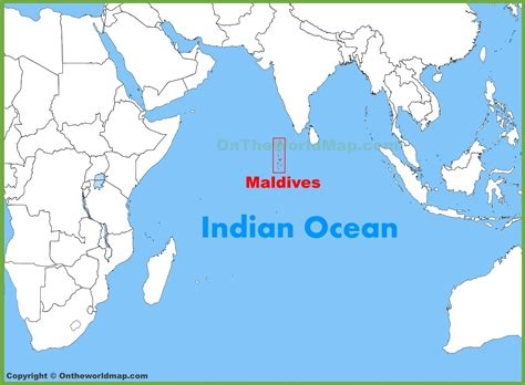 where is maldives located on the world map maldives location on the indian map