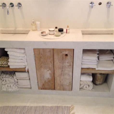 meuble sdb bois 518 les 25 meilleures id 233 es de la cat 233 gorie chalet plage