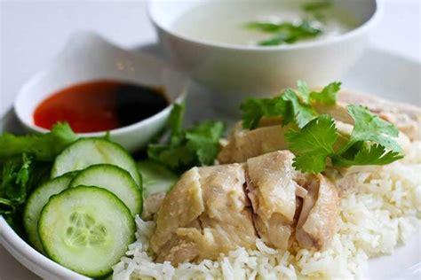 cara membuat nasi tim hainam cara memasak nasi ayam hainan dengan rice cooker