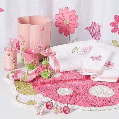girls bathroom collections butterfly garden bath accessories morgan s room pinterest