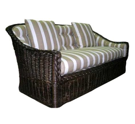 large scale sofa wicker material indoor furniture