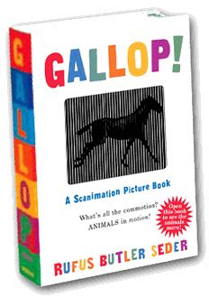 scanimation picture book gallop a scanimation picture book at science