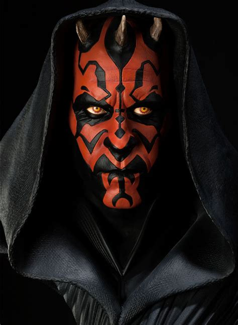 Snapback Starwars Darth Vader darth maul legendary scale bust