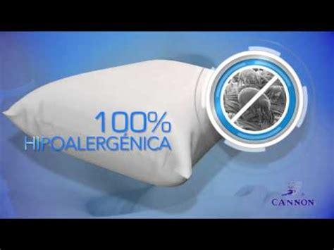 almohadas cannon comercial para television de almohadas cannon youtube