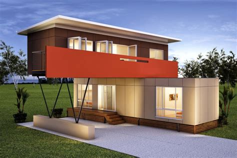 shipping containers deliver innovative elegant homes 5 luxury container home designs container living