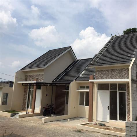 Rumah Baru Di Asri Jatiasih by Rumah Dijual Rumah Baru Cluster Asri Nan Murah Di Jatiasih