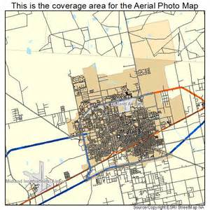 Midland Tx To Tx Aerial Photography Map Of Midland Tx